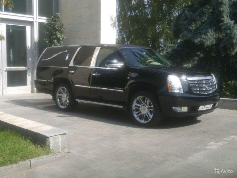 Катафалк Cadillac Escalade
