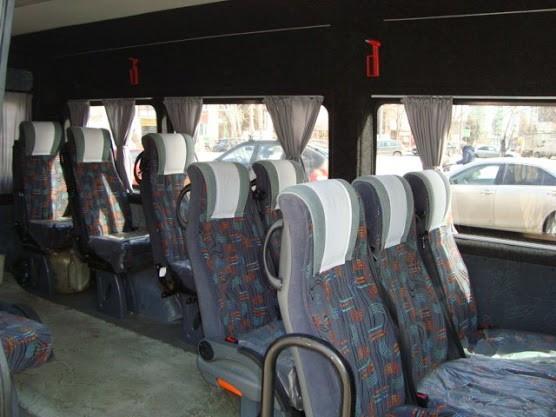 Автобус 13 мест + гроб